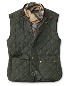 Barbour® Lowerdale Gilet - Our men's gilet from Barbour is warm & sophisticated. Perfectly weighted for brisk fall days yet light enough to layer under a jacket should the weather take a turn for the worse. Barbour Clothing, Moda Casual, Mens Attire, Quilted Jacket, Timeless Fashion, Winter Fashion, Menswear, Mens Fashion, Winter Looks