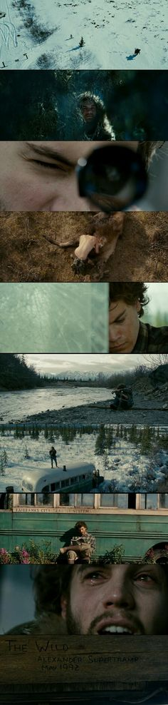 Into The Wild(2007). Directed by Sean Penn.