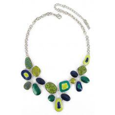 Nouvelle Collection #Noa Les fées papillons - Collier Tiffany #bijoux #femme #fantaisie #mode