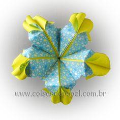 Estrelinha - Yara Yagi - Carla Godoy - origami
