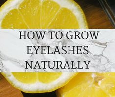 HOW TO TROW EYELASHES NATURALLY! Learn the best way to grow lashes naturally! Natural eyelash growth is the healthiest way to grow long lashes FAST!