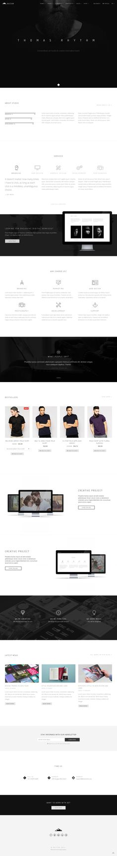 Rhythm is Premium full Responsive Retina Parallax Drupal Multipurpose Theme. One Page. Bootstrap 3. Isotope. Drupal Commerce. Test free demo at: http://www.responsivemiracle.com/cms/rhythm-premium-responsive-multipurpose-commerce-drupal-theme/