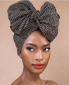 30 Stunning Ankara Headwrap Styles To Inspire You in 2020 Hey guys, today we'll be having a feel of some of the most stunning Ankara Headwrap styles that we feel will inspire you in 2020 and beyond. Check them out! Bad Hair Day, My Hair, Mode Turban, Pelo Afro, African Head Wraps, Little Presents, Head Wrap Scarf, Turban Style, Scarf Hairstyles