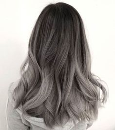 41 ideas hair color brown ombre locks for 2019 Hair 41 ideas hair co. - 41 ideas hair color brown ombre locks for 2019 Hair 41 ideas hair color brown ombre locks for 2019 - Brown Hair With Highlights, Hair Color Highlights, Hair Color Dark, Ombre Hair Color, Cool Hair Color, Brown Hair Colors, Pastel Ombre, Gray Color, Ash Blonde Ombre Hair