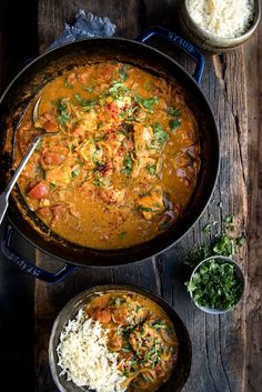 This fish curry (samaki wa nazi), I learned, is popular among the coastal dwellers of Tanzania and Zanzibar, the 'Island Tamarind Fish Curry, Salmon Curry, Coconut Fish, Coconut Curry, Tinned Sardines Recipe, Sardine Recipes, Asian Grocery, Best Crockpot Recipes, One Pot Dishes
