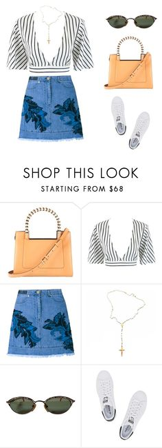 """""""lejos de mi"""" by andy993011 ❤ liked on Polyvore featuring Bulgari, House of Holland, Child Of Wild, Jean-Paul Gaultier and adidas Originals"""