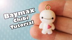 Baymax Chibi │ Polymer Clay Tutorial