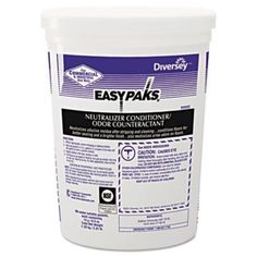 Easy Paks DRA90685 Neutralizer Conditioner/Odor Counteractant Powder 1/2 oz. Packet, N/A *** This is an Amazon Affiliate link. Learn more by visiting the image link.