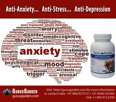 Anti-Anxiety... Anti-Stress...Anti-Depression