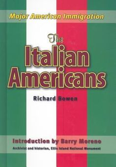 The Italian Americans: Takes an in-depth look at the Italian immigrant group in North America, how they immigrated to the country and the challenges facing them, and the many ways in which they have helped shape North American culture.