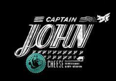 Captain John Cheese