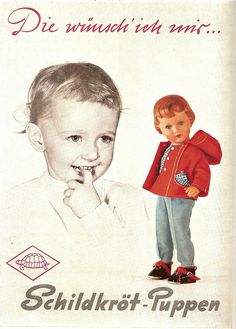 1957 Schildkröt - Puppen | Flickr - Fotosharing!