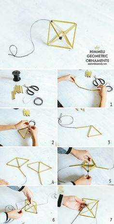 DIY HIMMELI CHRISTMAS ORNAMENTS | by apairandaspare