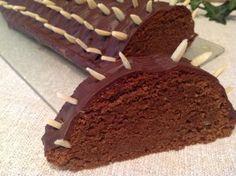 Rehrücken, tagelang schön saftig Chocolate, Let Them Eat Cake, Baked Goods, Tiramisu, Cake Recipes, Bakery, Sweet Treats, Food And Drink, Sweets