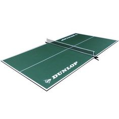 487319ef019 Dunlop Official Size Table Tennis Conversion Top with Premium Clamp-Style  Net and Post