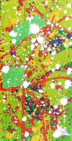 Jackson Pollack: Splatter and Lines.I Really love Jackson Pollack's work Jackson Pollock, Art Lessons For Kids, Art For Kids, Wyoming, Line Art Projects, Pollock Paintings, 8th Grade Art, Messy Art, Ecole Art