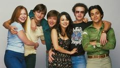 That 70's show cast I will forever love this show and Jackie and Hyde #zenmasters #that70'sshow