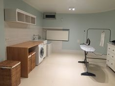 Laundry room by #ARCHIDEKOR