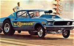 """Ford Mustang """"The Malco"""" Gasser"""