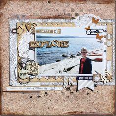 Teresa Collins - Life Emporium - Wendy Smith @ Anna's Craft Cupboard