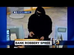 Muslim-clad thieves rob banks in New York and Ohio.