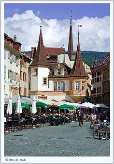 Neuchatel, Switzerland Copyright: Miro Susta