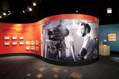 Henson Exhibit at the Museum of Science and Industry - large wall graphics