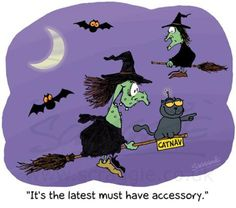 Welcome to a witchy week. Instead of our usual question, we've decided to offer some fun Halloween inspired movies, and treats for all the family, to celebrate what is Researching Reform̵… Source: Happy Halloween! Funny Halloween Jokes, Halloween Cartoons, Halloween Images, Halloween Art, Holidays Halloween, Happy Halloween, Halloween Decorations, Purple Halloween, Witch Art