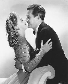 """One of my favorite movies, """"The Major and the Minor"""" - 1942, Ray Milland - Ginger Rogers"""