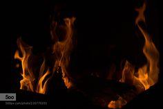 Fire - Pinned by Mak Khalaf Abstract abstractartblackdarkfirelightnight by sergioabalo