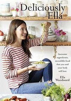 From sumptuous desserts, to food on the go, delicious dips, raw treats and rainbow bowls of awesome veggies, Ella's philosophy is all about embracing the natural foods that your body loves and creating fresh, simple dishes which are easy to make and taste amazing.