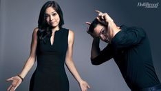 'Beauty and the Beast' (CW)  Kristin Kreuk and Jay Ryan