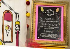 Festa Infantil   Casinha do Sorvete   Vestida de Mãe   Blog sobre Gravidez, Maternidade e Bebês por Fernanda Floret