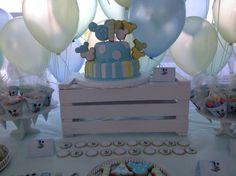 Cumpleaños tematicos Baby Mickey