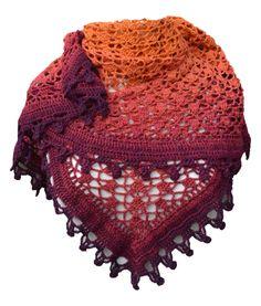hats full of stars shawl