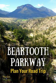 Planning a Road Trip on the Beartooth Highway - Peanuts or Pretzels Travel #Beartooth #RoadTrip #POPTravel