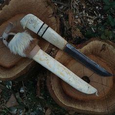 Old Saami knife