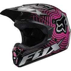 Fox Racing Women's V-1 Vortex Helmet