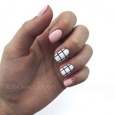 113 elegant nail designs for short nails page 29 Elegant Nail Designs, Short Nail Designs, Elegant Nails, Cute Nails, Pretty Nails, Hair And Nails, My Nails, Nail Manicure, Nail Polish
