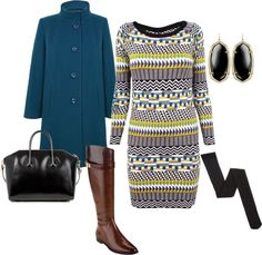"""Fall pattern"" by boldprint on Polyvore"