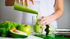 Dieta Fodmap, Fodmap Diet, Calorie Diet, Low Fodmap, Green Smoothie Recipes, Smoothie Diet, Healthy Smoothies, Healthy Snacks, Green Smoothies