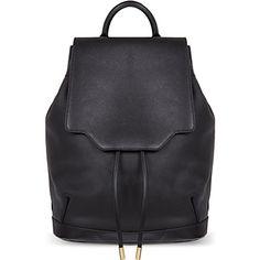 Sky Ferreira - Look 4 - Rag & Bone http://www.hiphunters.com/shop/rag-and-bone-leather-pilot-backpack/54c307562e40591f2a000020