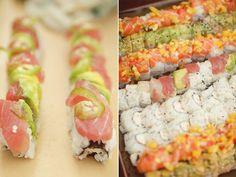 sushi mmm