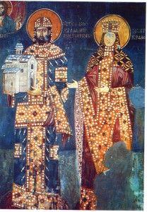 Kralj Stefan Dragutin i kraljica Katalina