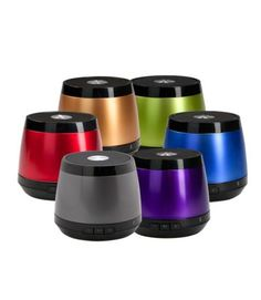 Your music-obsessed teen will love rocking out to his favorite tunes with these portable Jam speakers from HMDX. In six fun colors, these speakers can wirelessly play music from a smartphone, tablet, or laptop.