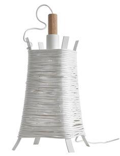 Cable lamp, design Charlotte Høncke & Olaf Recht, Boconcept
