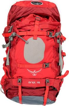Osprey Women's Ariel 75 Pack Vermillion Red XS