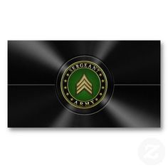 17 best military police business cards images on pinterest sergeant sgt business card template cheaphphosting Image collections