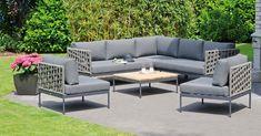 SonnenPartner VOGUE Möbel Kollektion Sessel Sofa Loungemöbel Outdoor Sectional, Sectional Sofa, Outdoor Furniture Sets, Outdoor Decor, Lotus, Chair, Home Decor, Lounge Furniture, Armchair