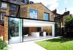 Extension maison: comment agrandir sa maison? - Marie Claire Maison